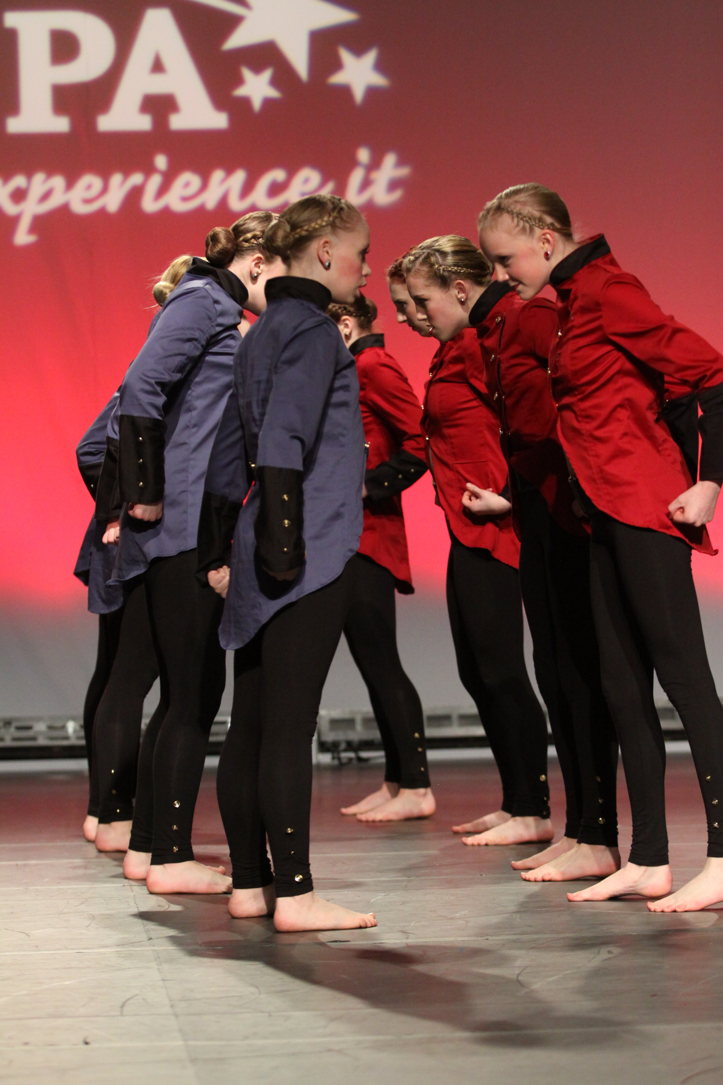 """2011 - """"Seven Nations"""" from Northland School of Dance"""