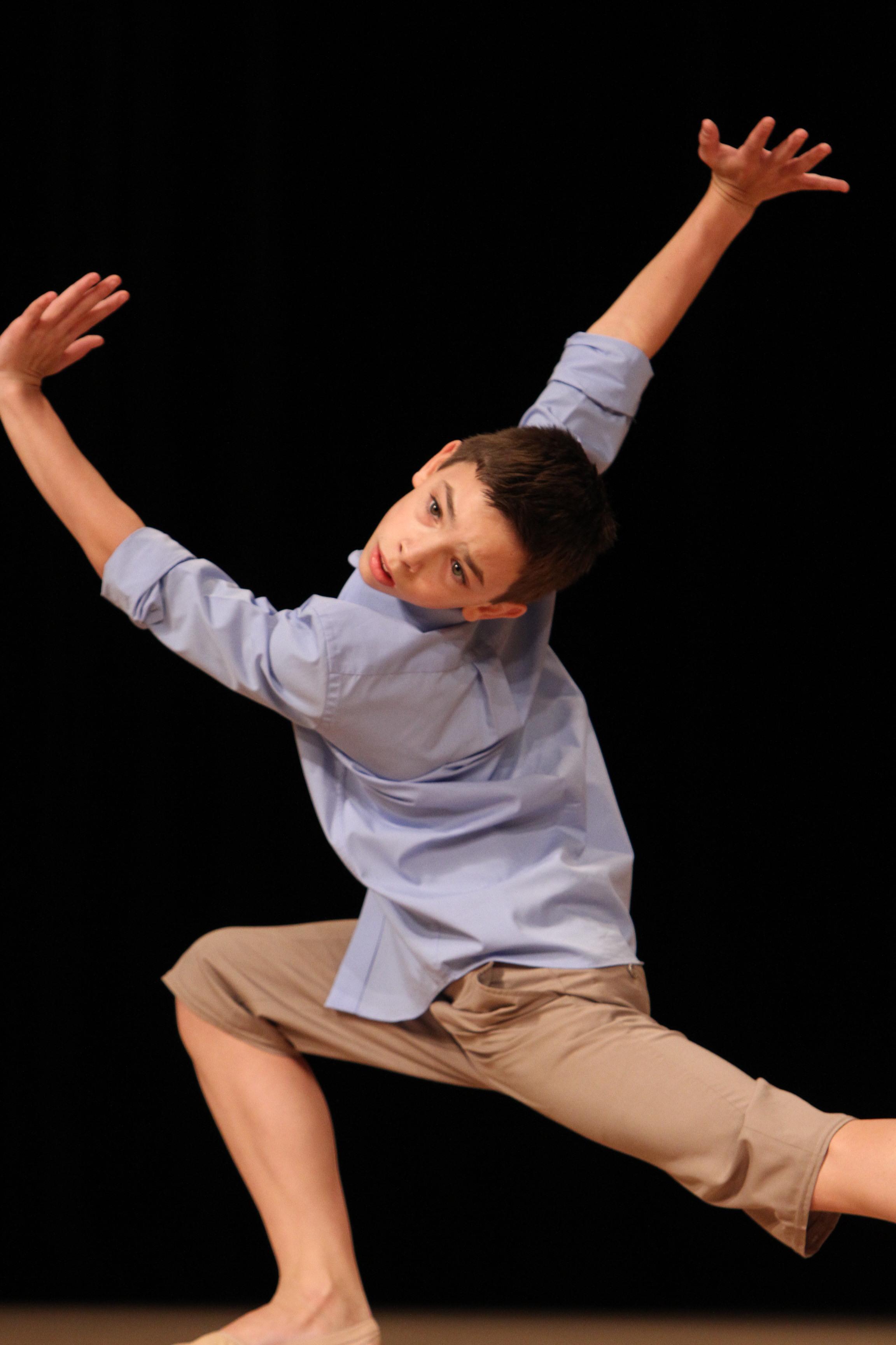 2011 - Zach Manske from Woodbury Dance Center