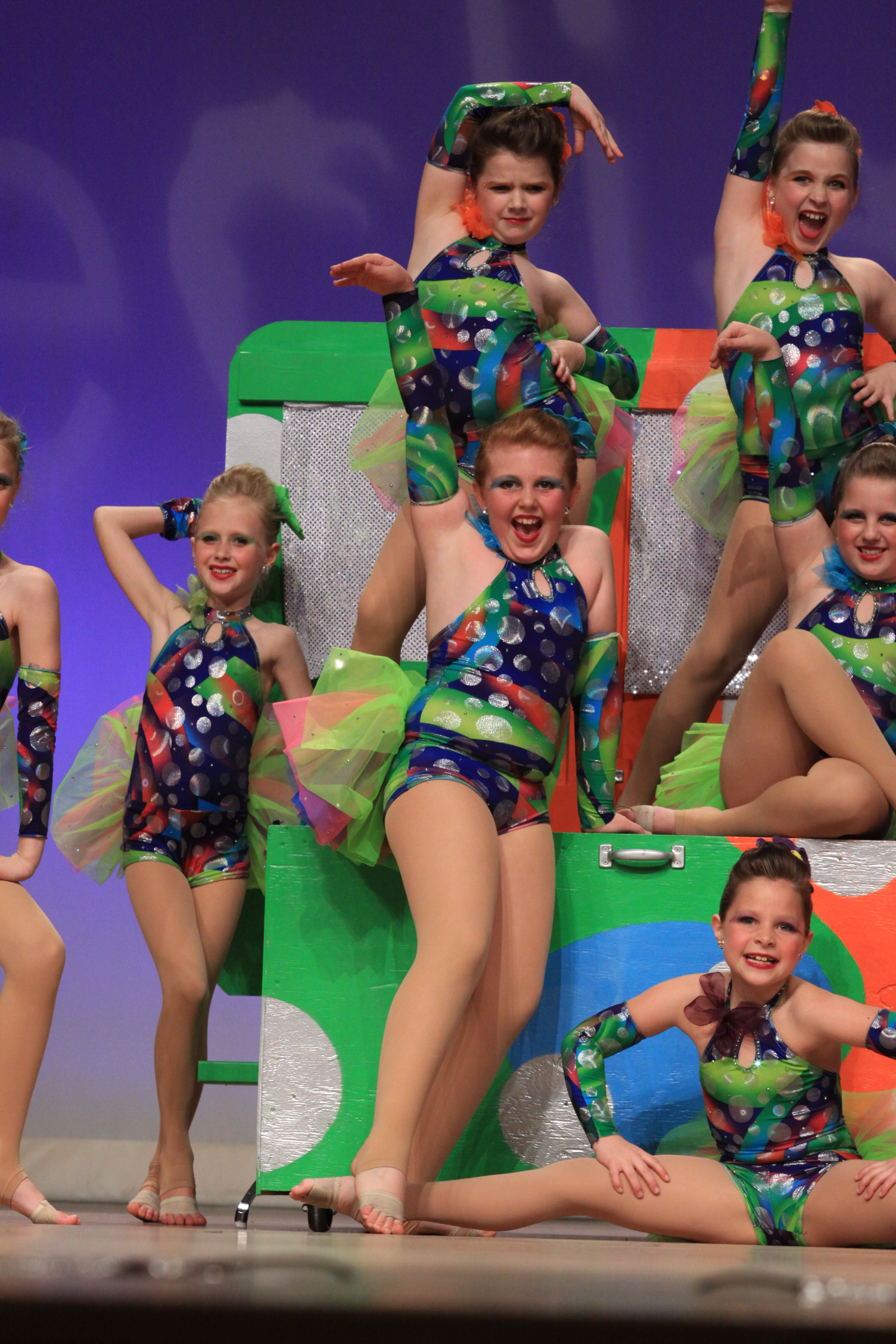 """2012 - """"The Venga Bus"""" from JAMM Dance Co."""