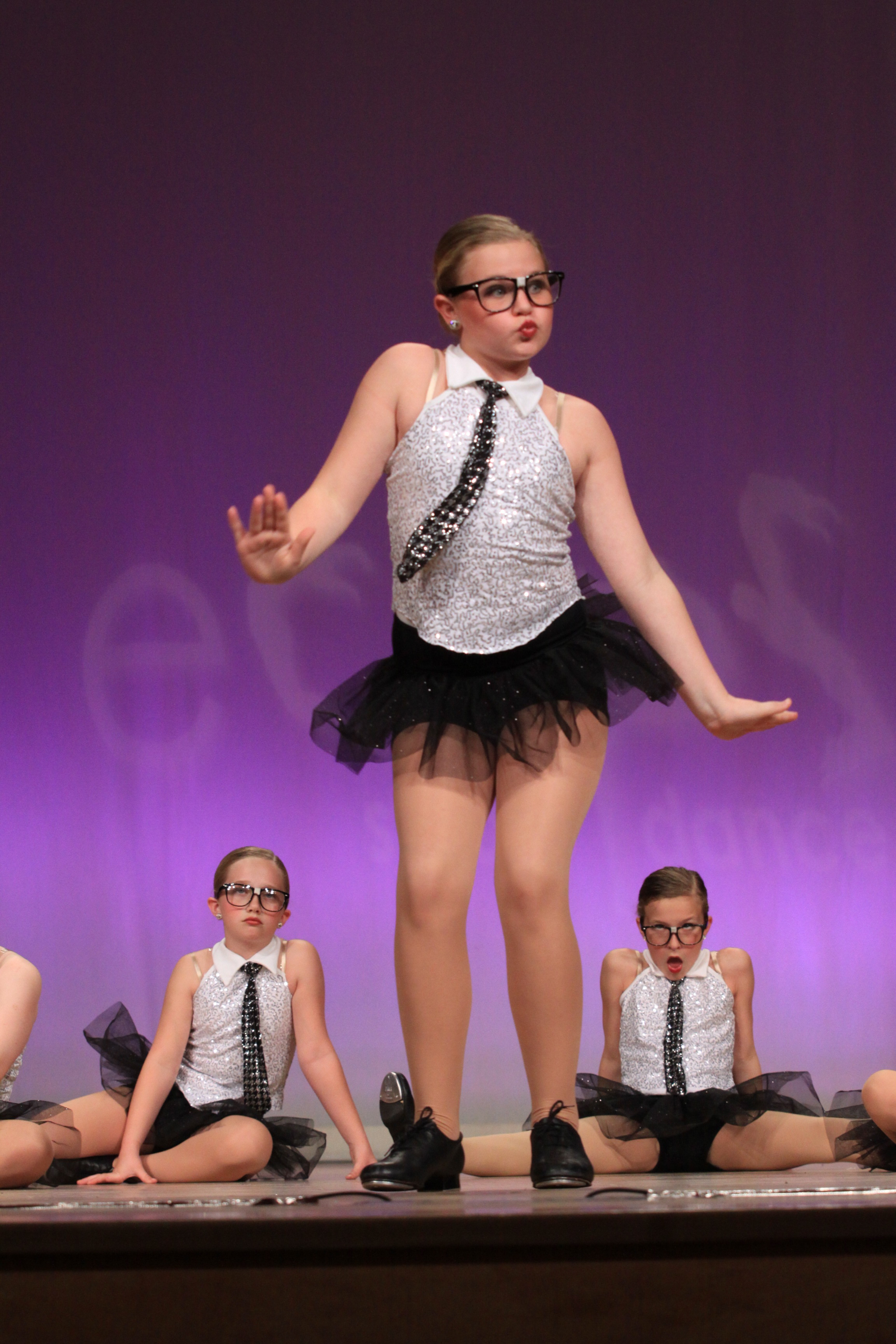 """2012 - """"Positoovity"""" from Misty's Dance Unlimited"""