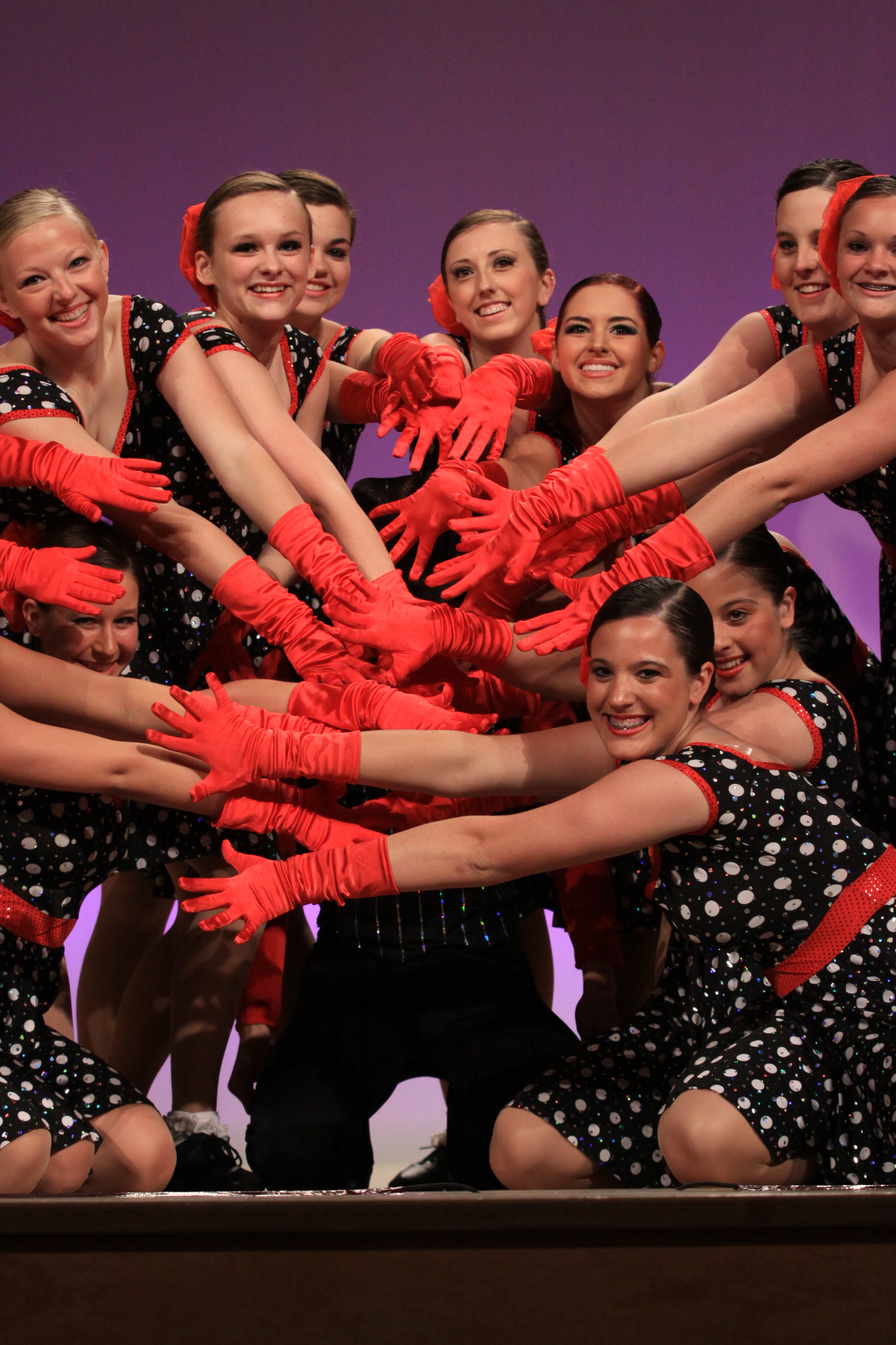 """2012 - """"Down With Love"""" from New Prague Dance Company"""