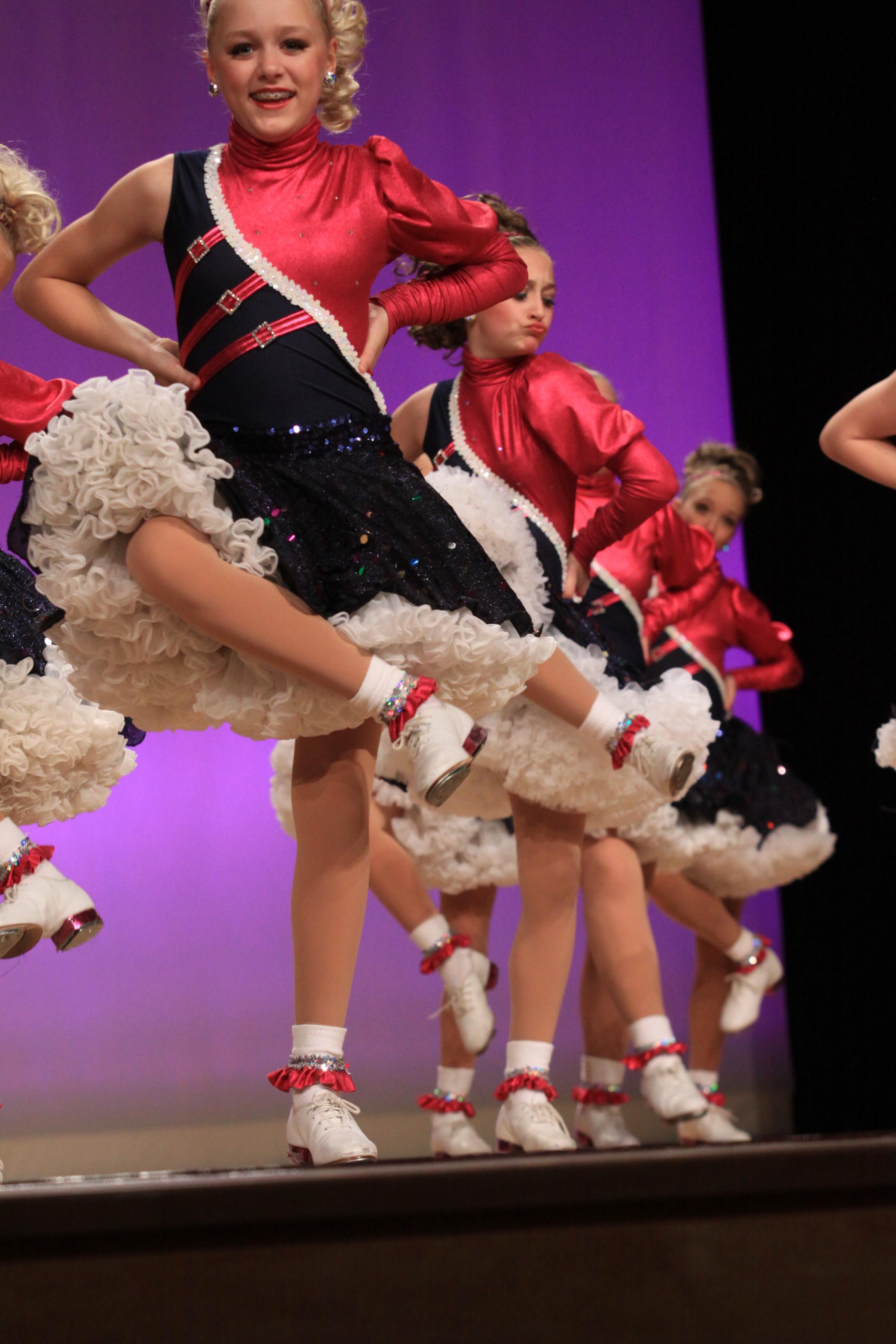 "2012 - ""Everybody"" from Jan's School of Dance"