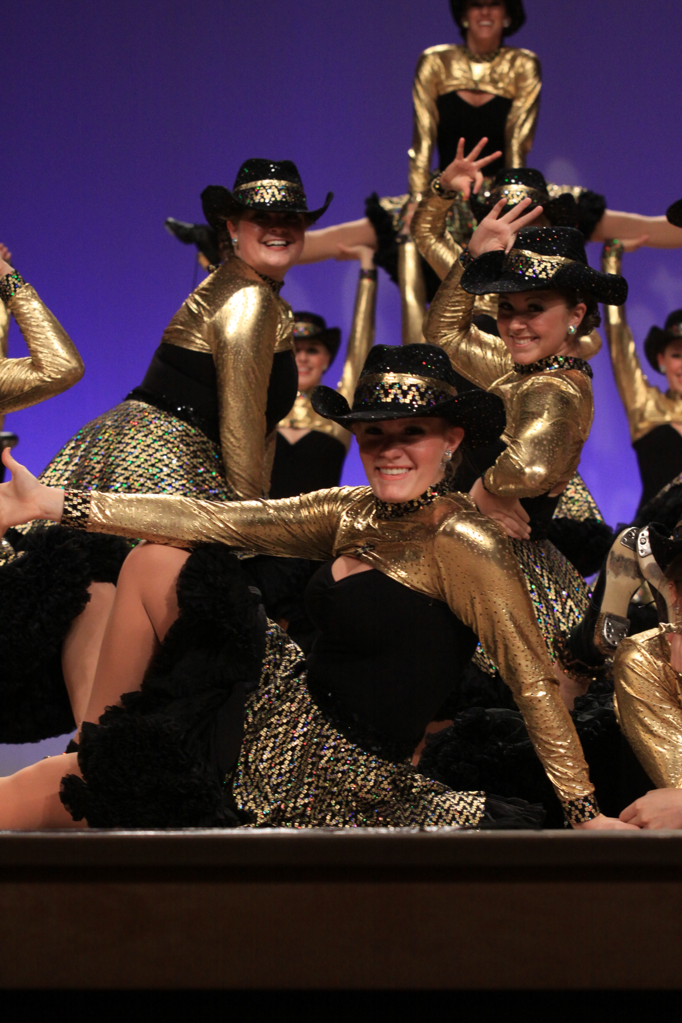 """2012 - """"Down In Mississippi"""" from Jan's School of Dance"""