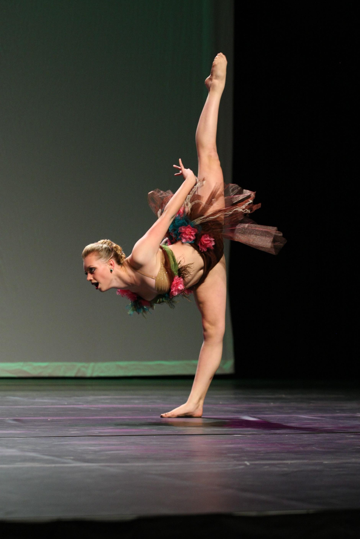 2012 - Alyssa Ulrick from Northland School of Dance