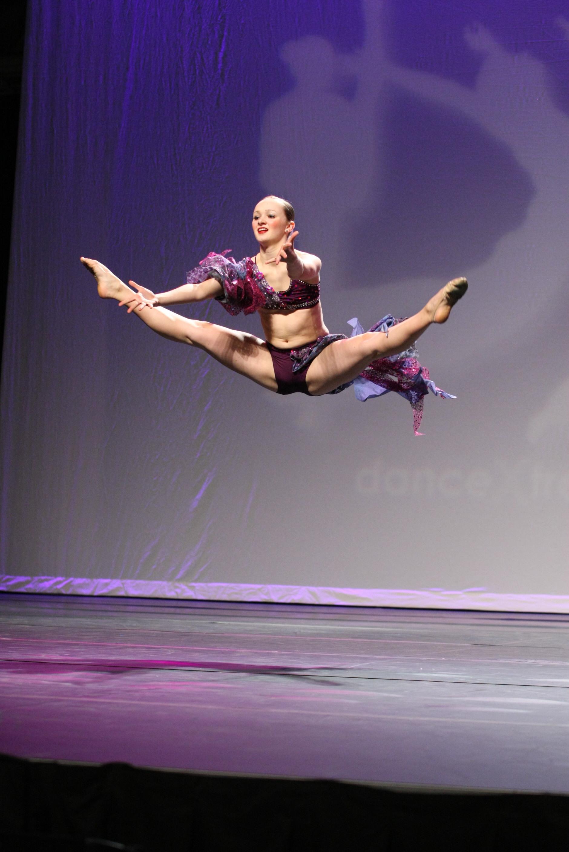 2012 - Annie Carlson from Center Stage Dance Studio