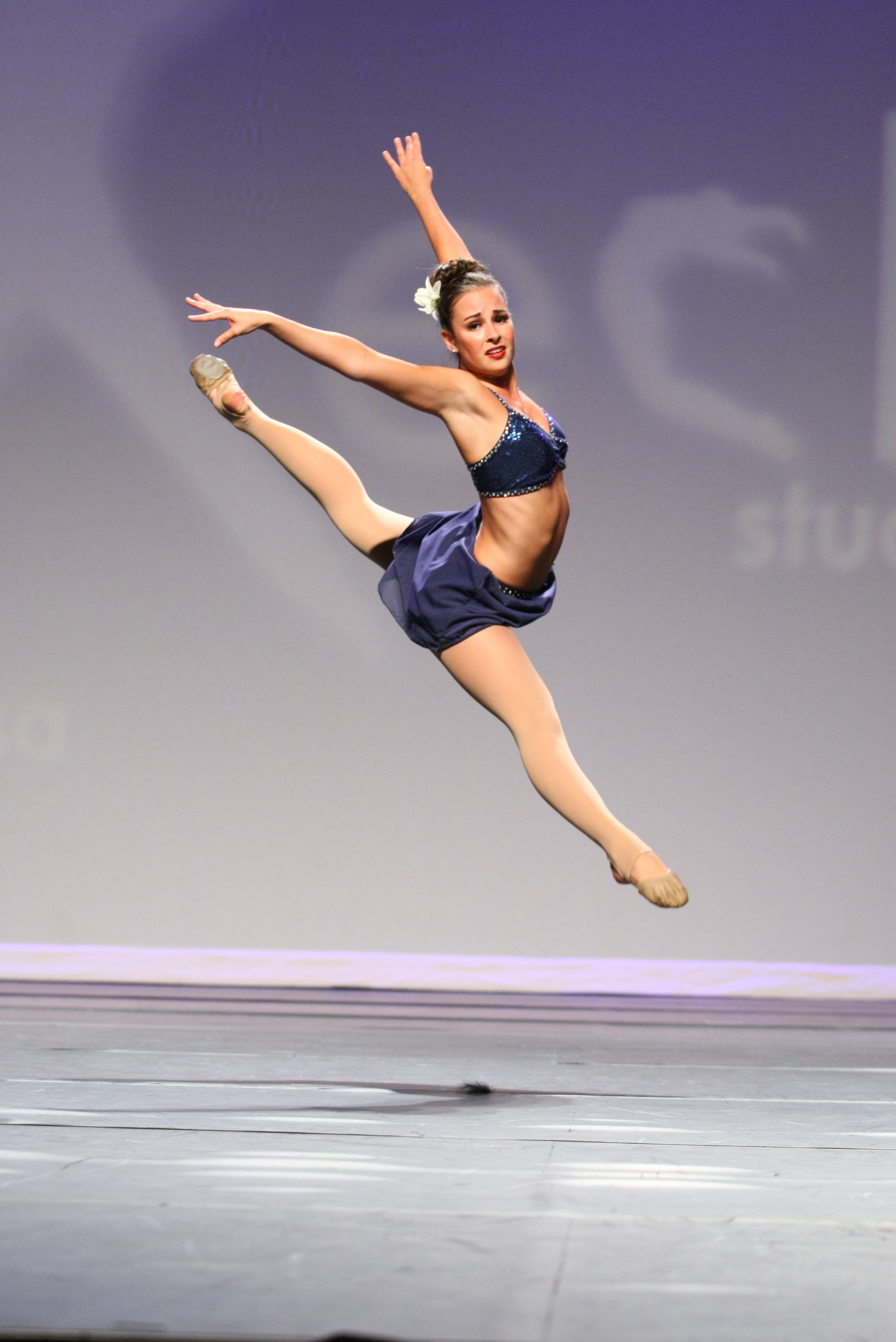 2012 - Eve Byron from Metro Dance Center