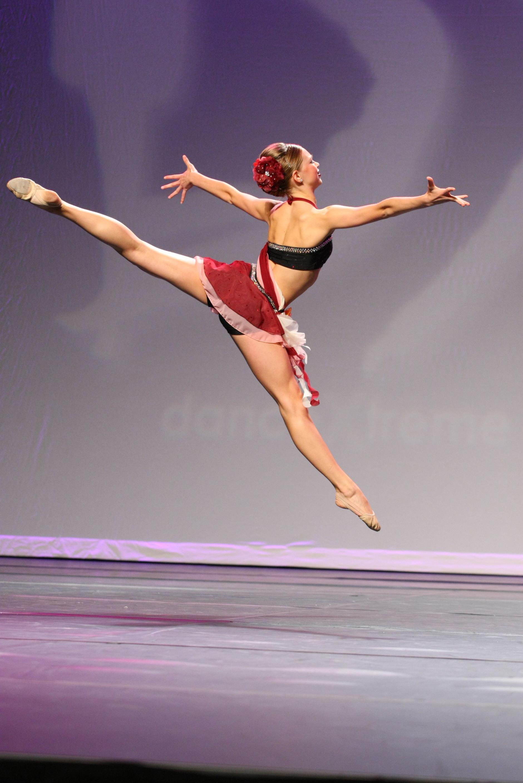 2012 - Anna Fossum from Center Stage Dance Studio