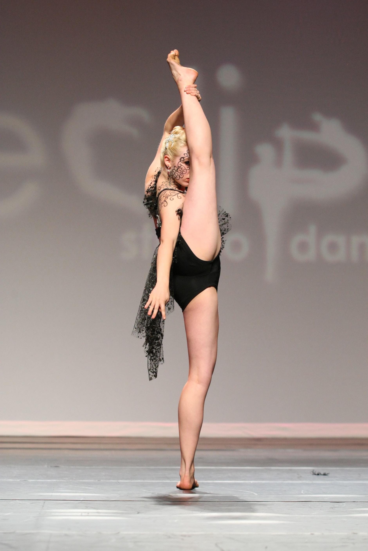 2012 - Alyssa Ness from Northland School of Dance