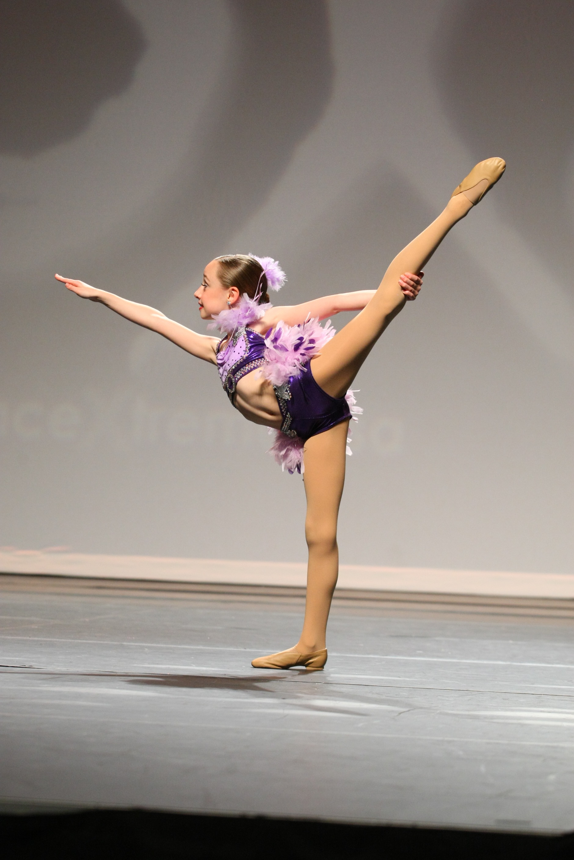 2012 - Julia O'Connell from Center Stage Dance Studio