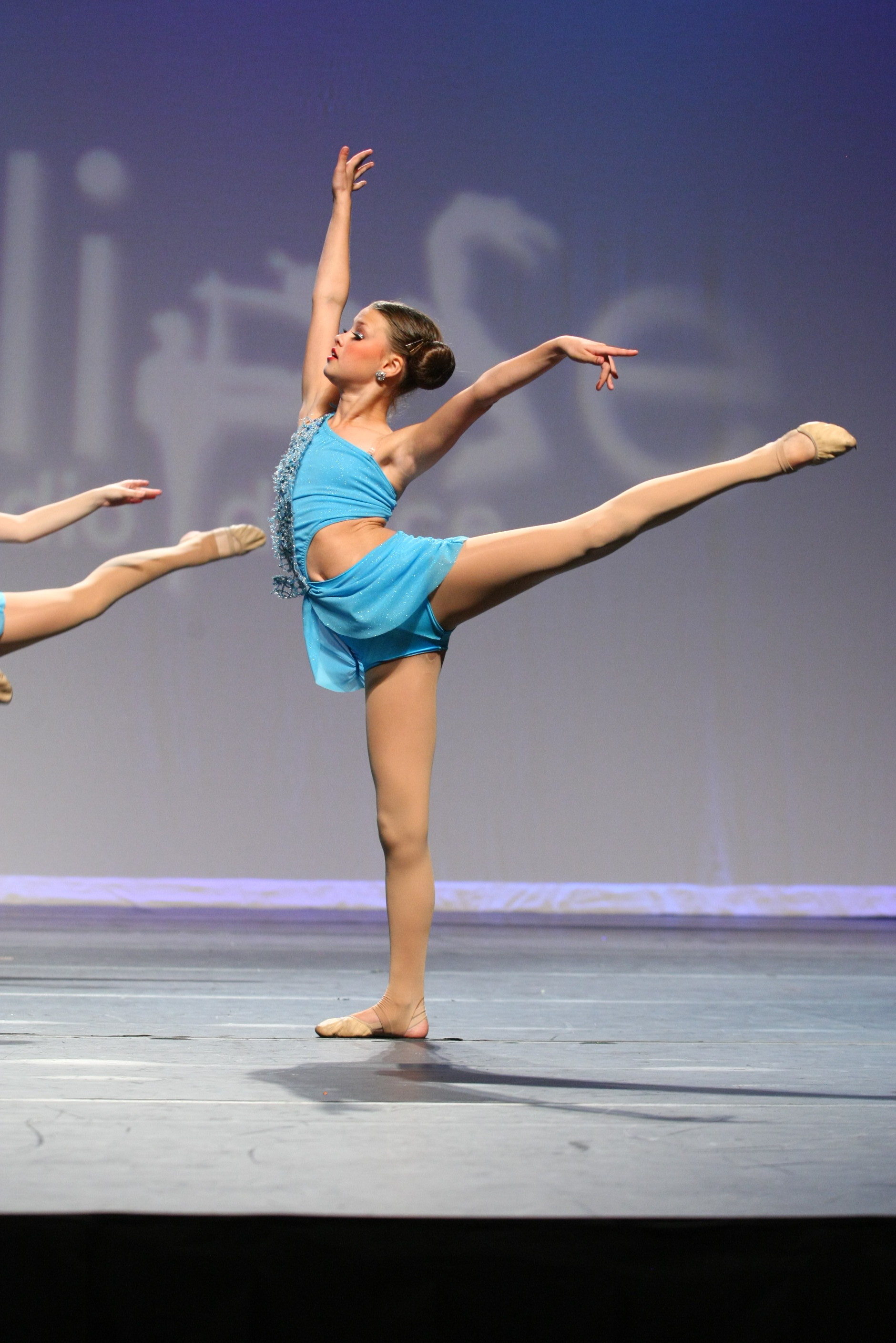 """2012 - """"To Make You Feel My Love"""" from Stella Dance Studio"""