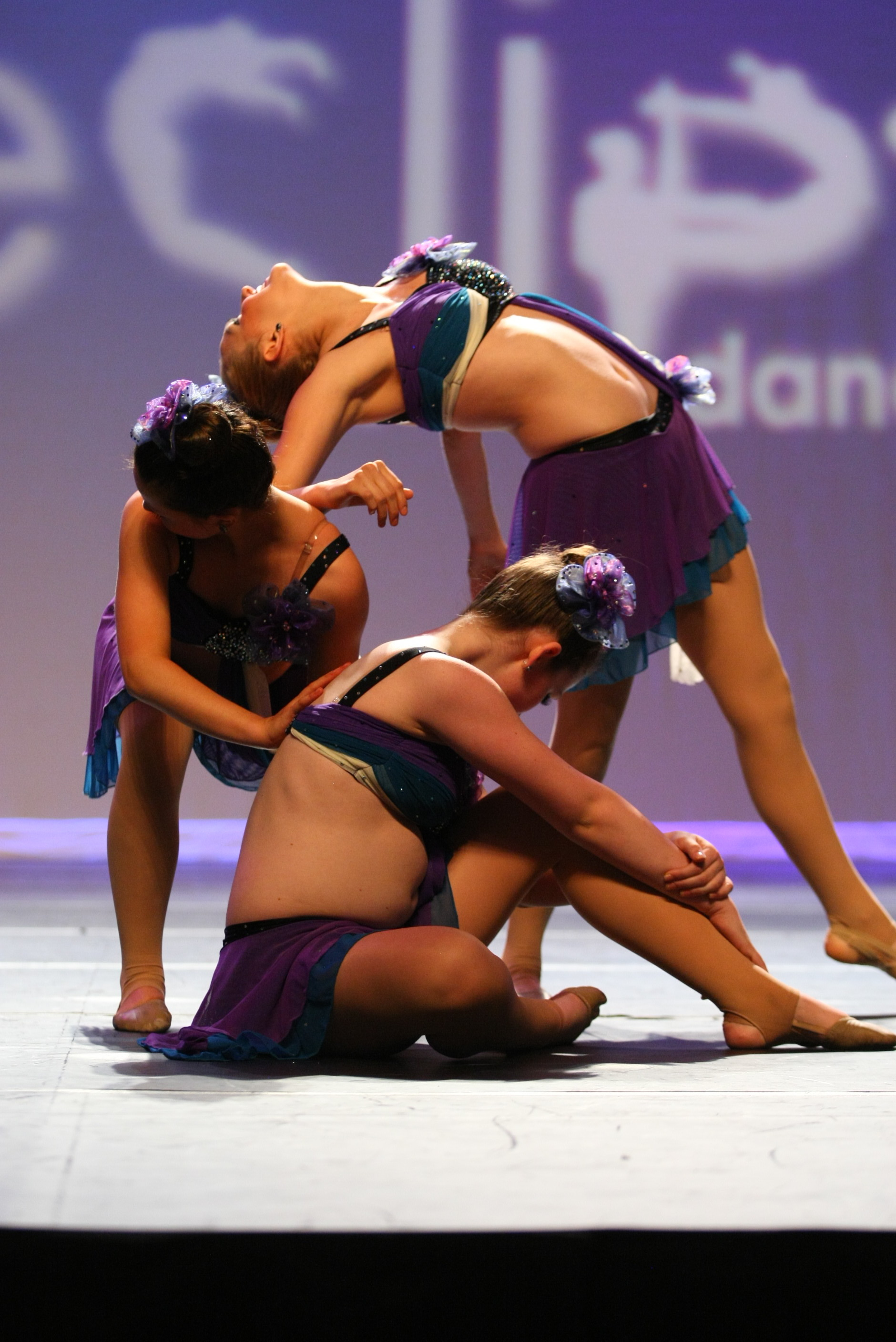 """2012 - """"Pull of The Moon"""" from Helmer Dance"""