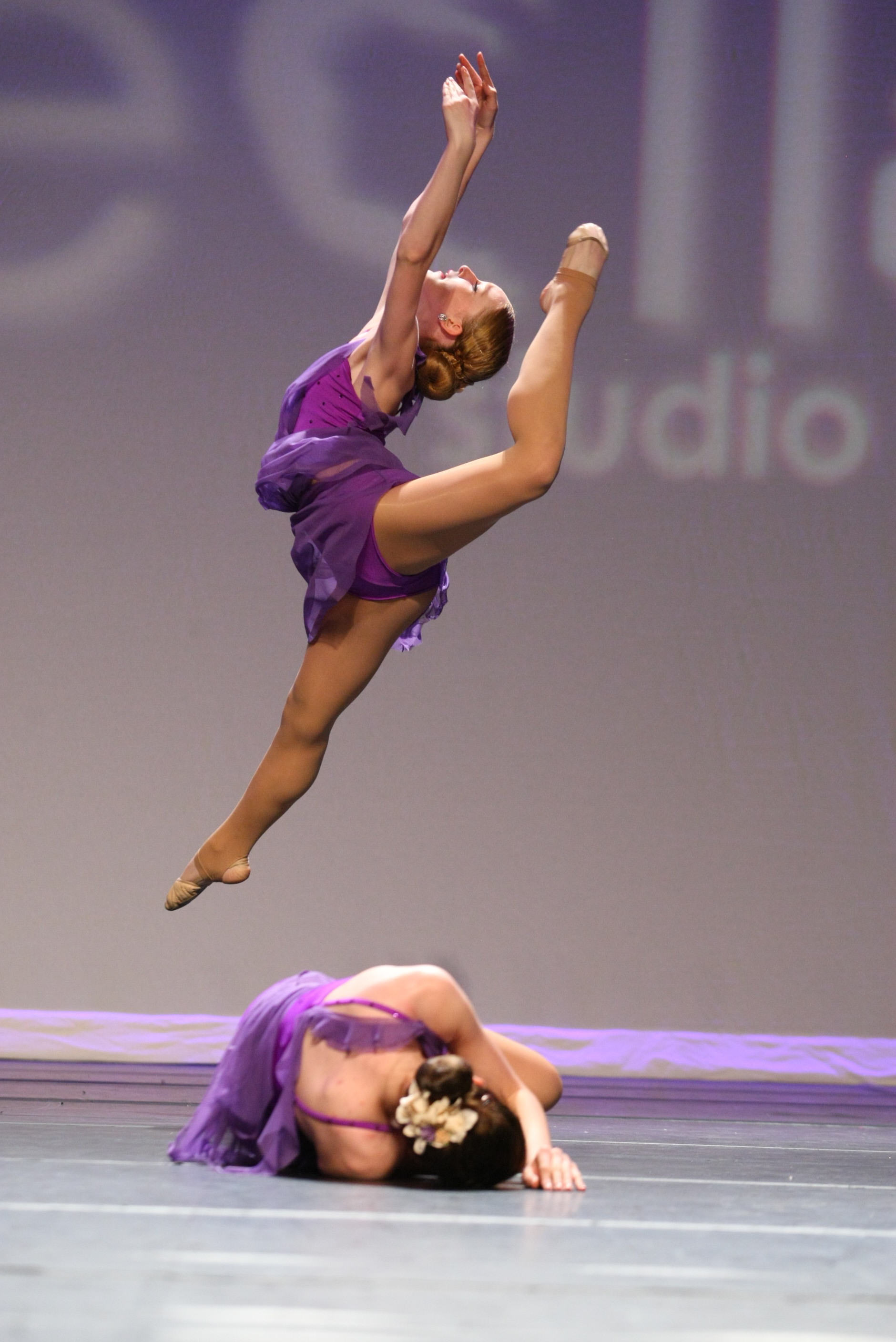 """2012 - """"How Will I Know"""" from Stella Dance Studio"""