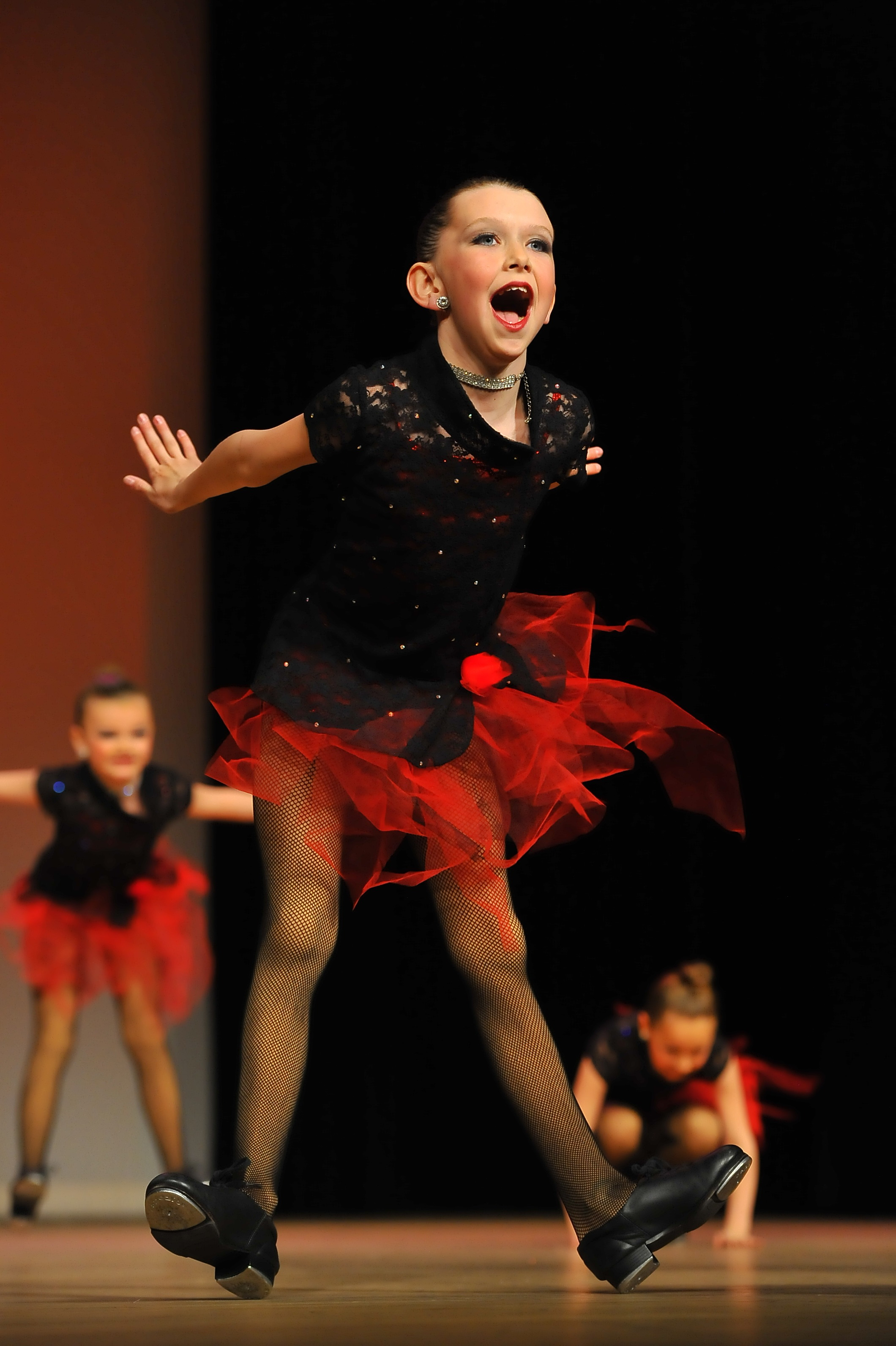 """2013 - """"Catchafire"""" from Showcase Dance"""