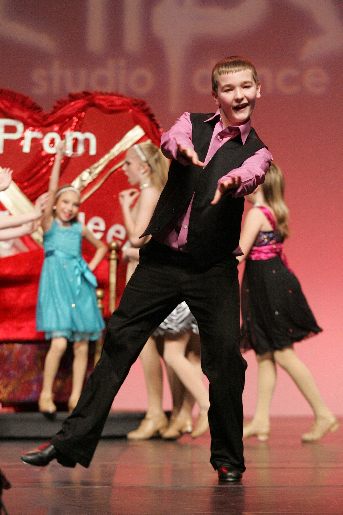 """2013 - """"Crazy In Love"""" from The Dance Factory"""
