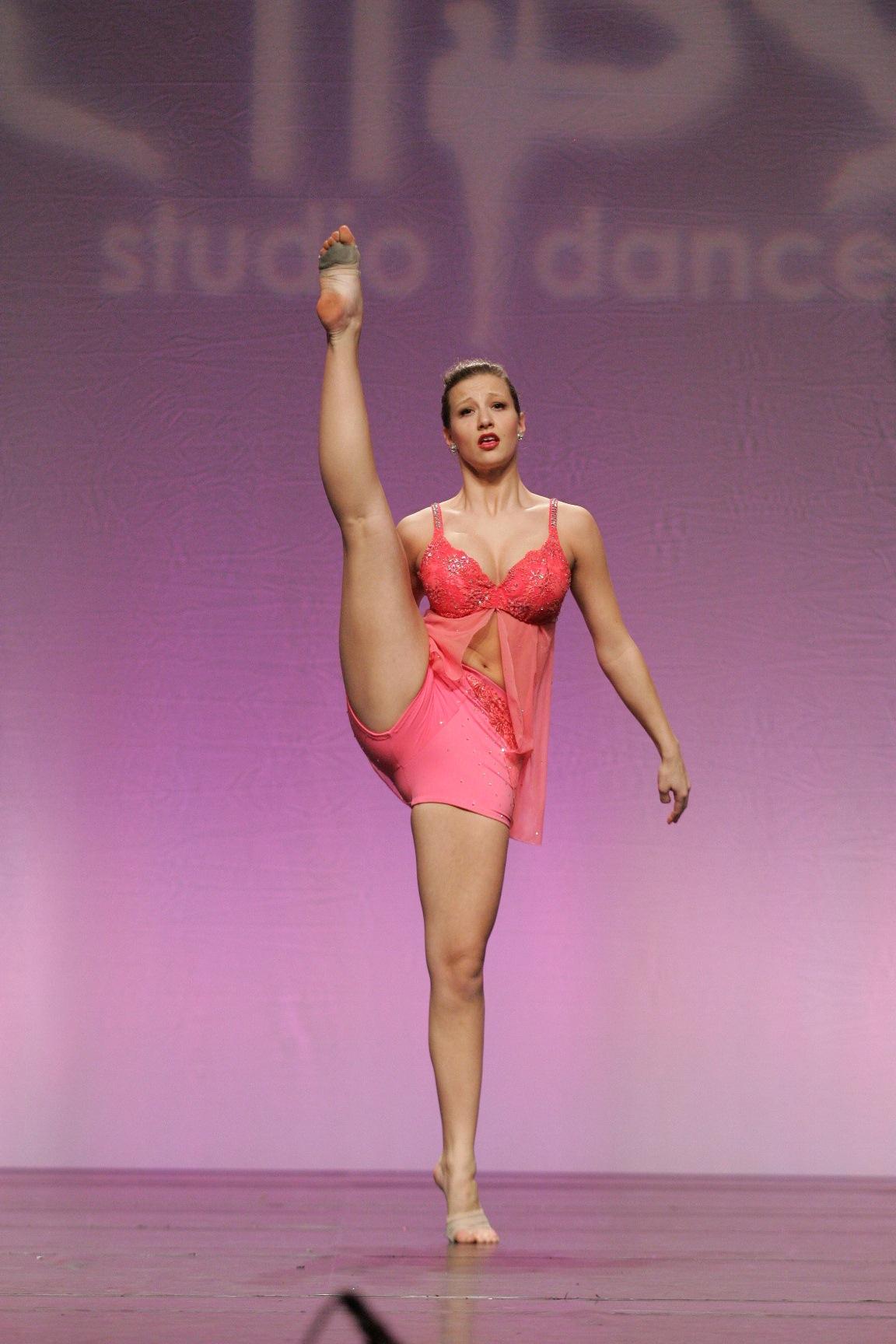 2013 - Caroline Prinzing from Studio One Dance
