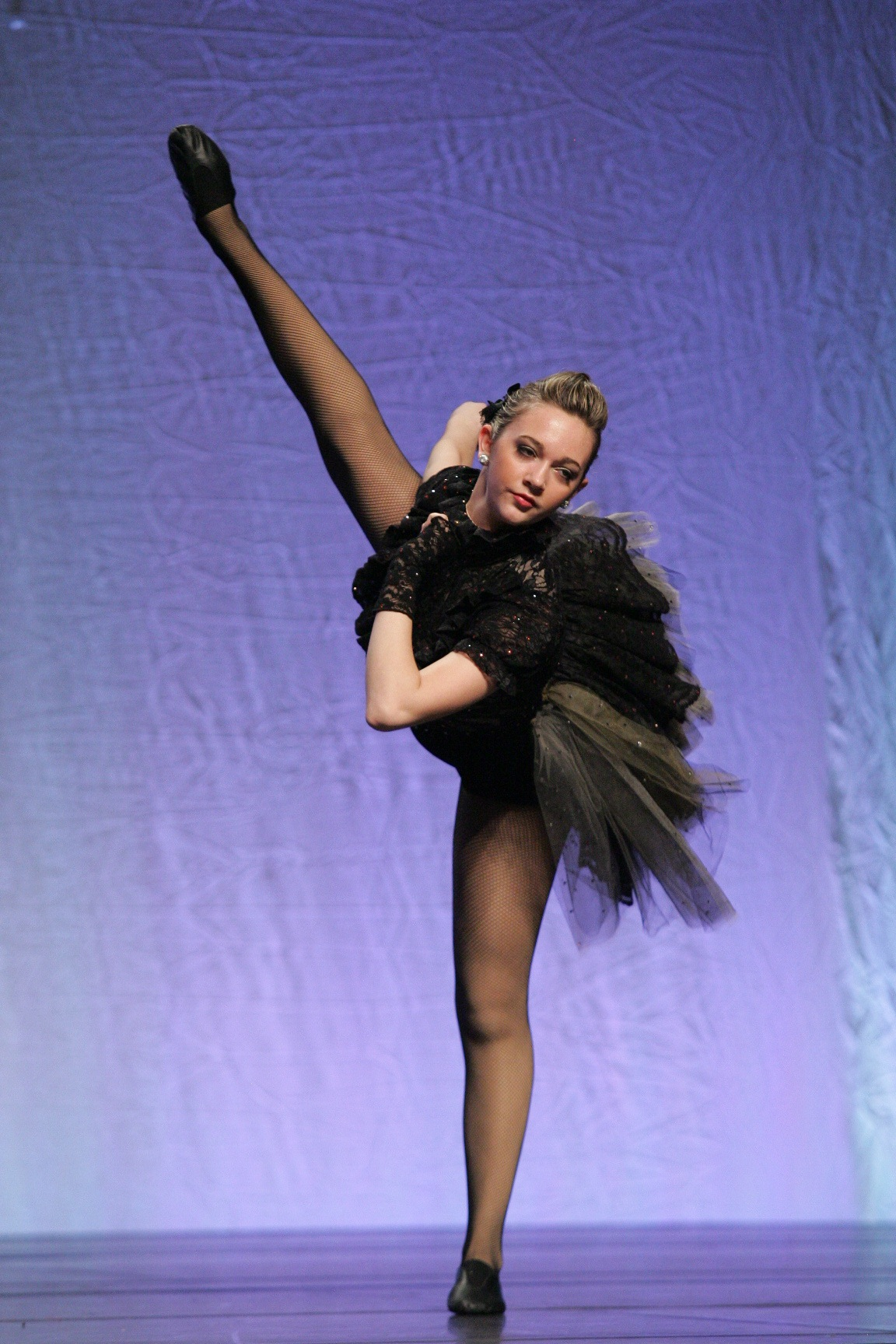 2013 - Rhiannon Lasch from The Dance Factory
