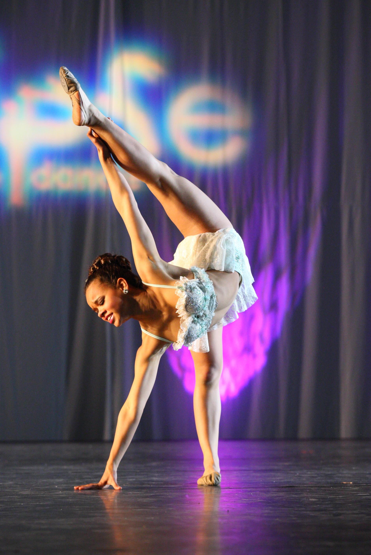 2013 - Malia Oliver from Larkin Dance Studio