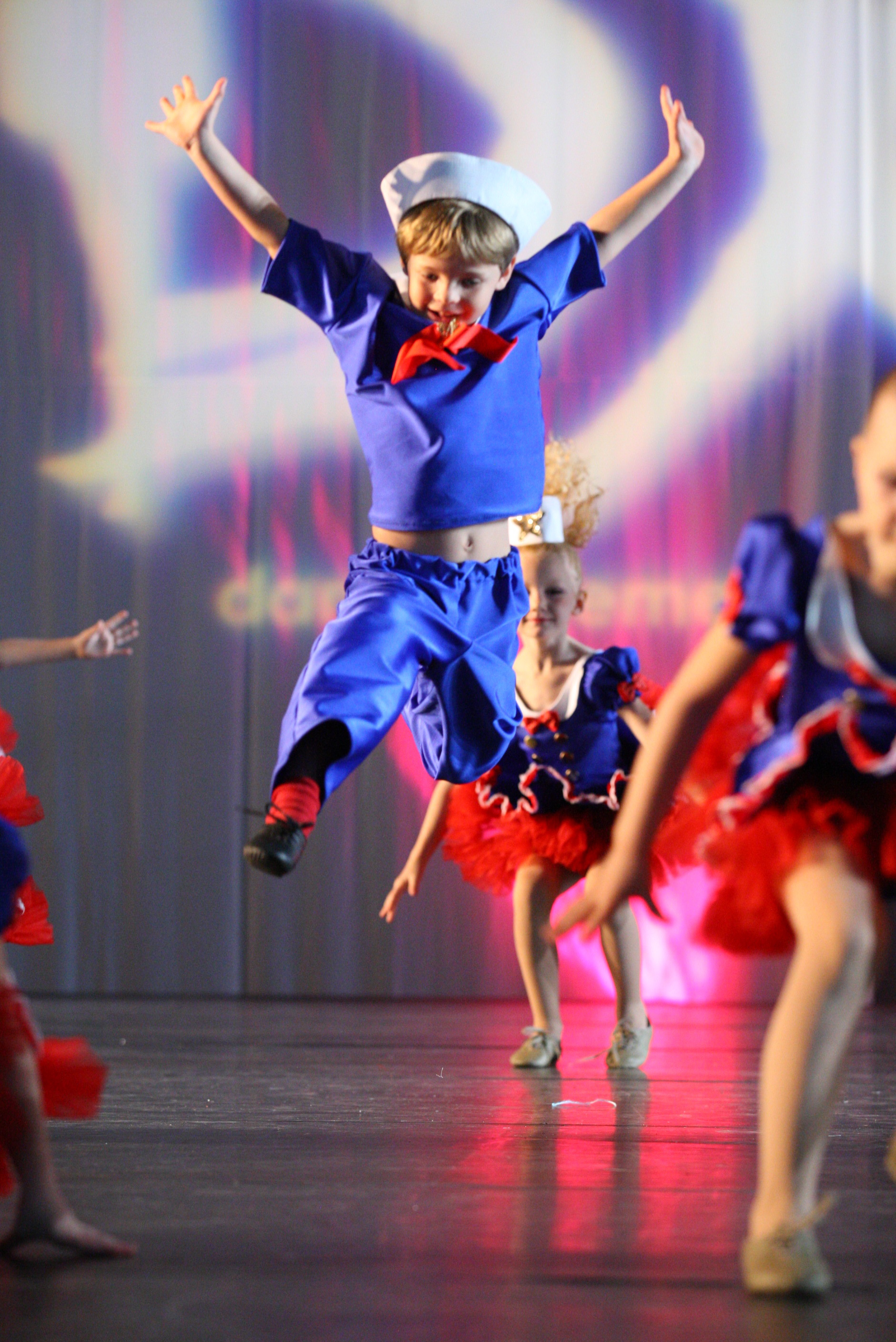 """2013 - """"In The Navy"""" from Metro Dance Center"""