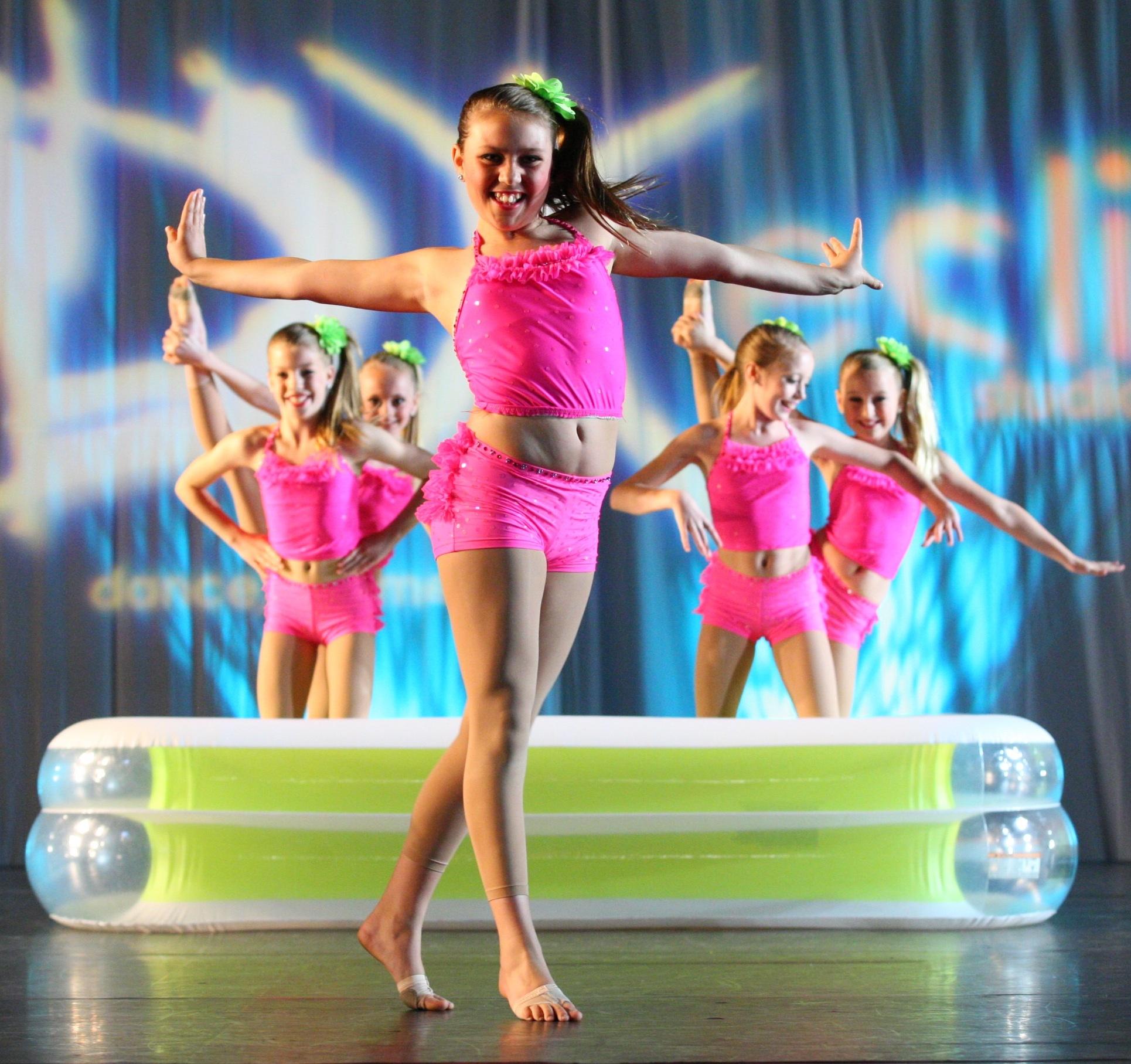 """2013 - """"Dive In The Pool"""" from Escalate Dance & Theatre"""