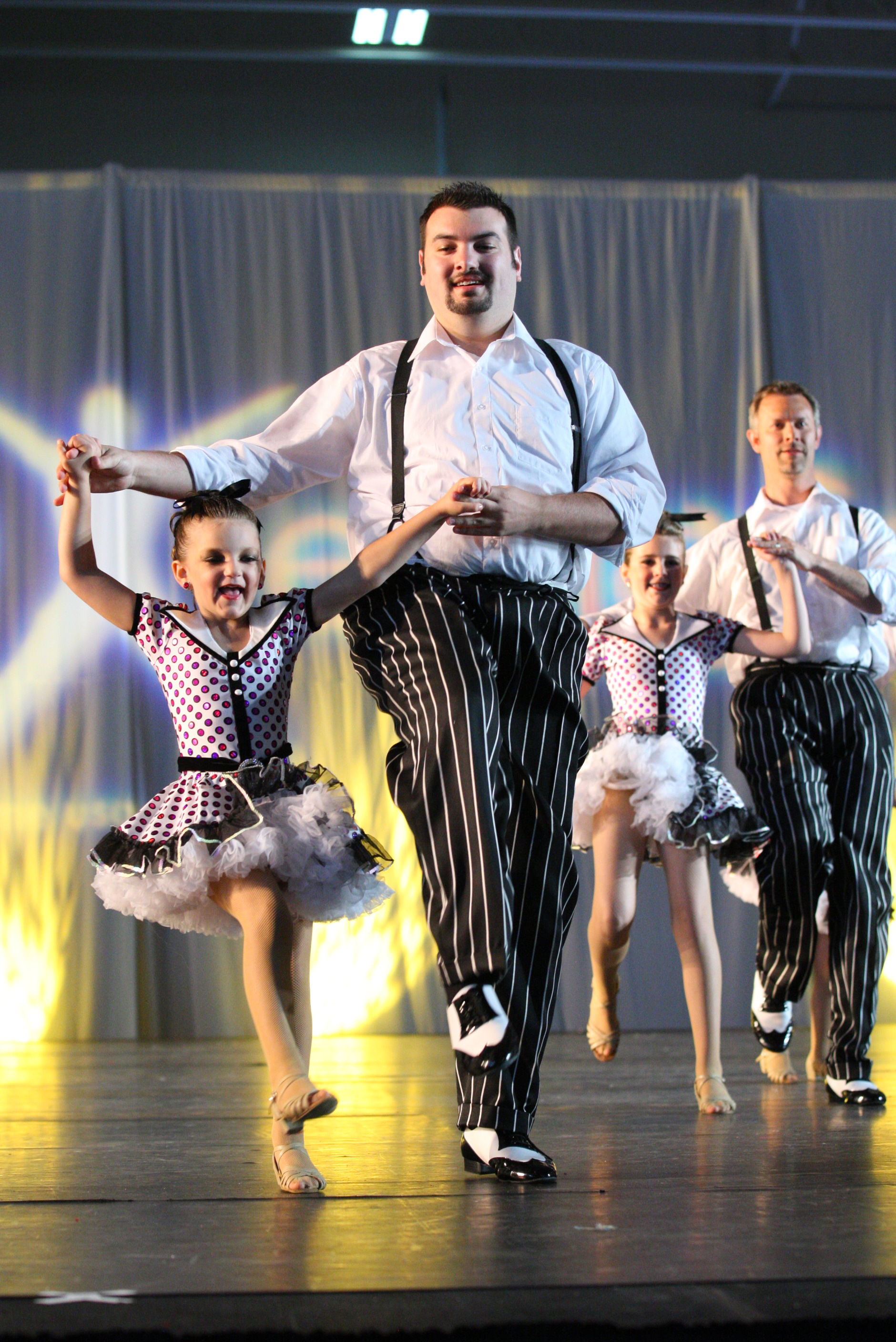 """2013 - """"Jump, Jive, Wail"""" from Northland School of Dance"""