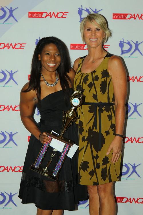 2016 - Jennifer James and Mitzi Roberts - Dance Express