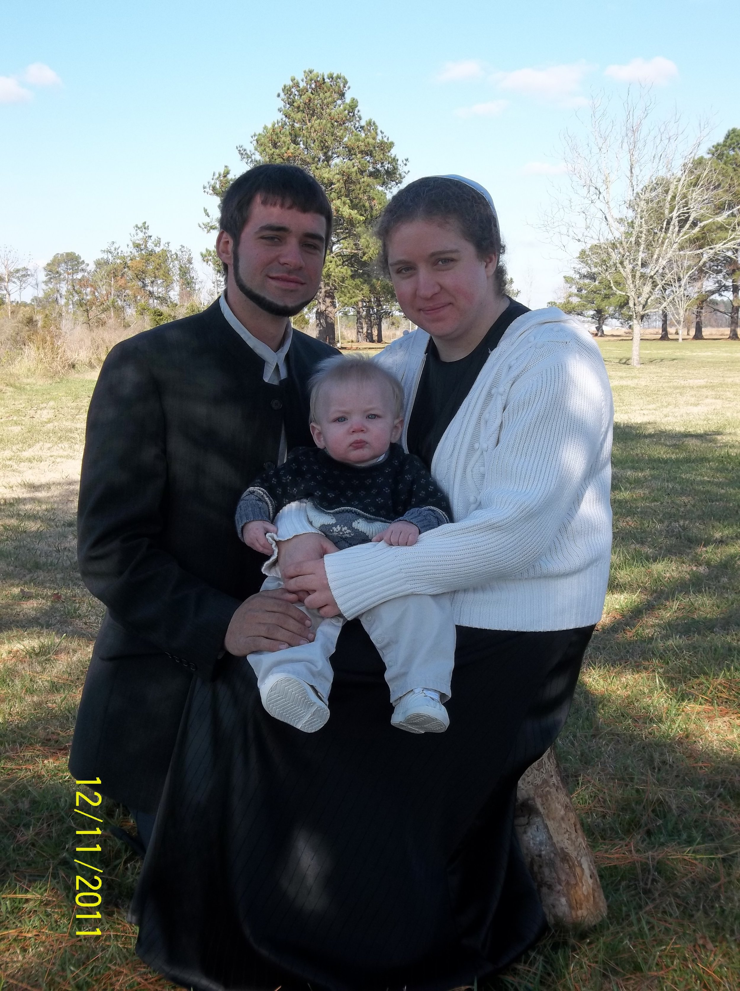 JOSIAH - 3rd - Phil, Debi and JOSIAH from North CarolinaMar. 2011