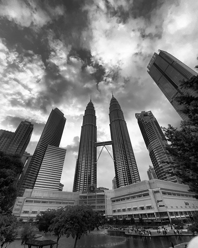 From our trip to Malaysia. #petronastowers