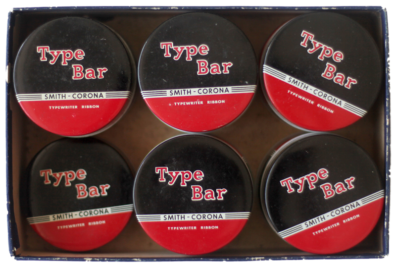 """One of these Type Bar ribbon tins could be yours at """"The Royal"""" level of support."""