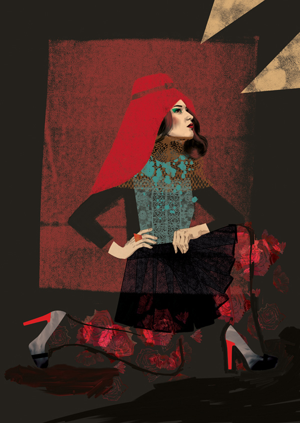 Little Red Cap, Karen Klassen