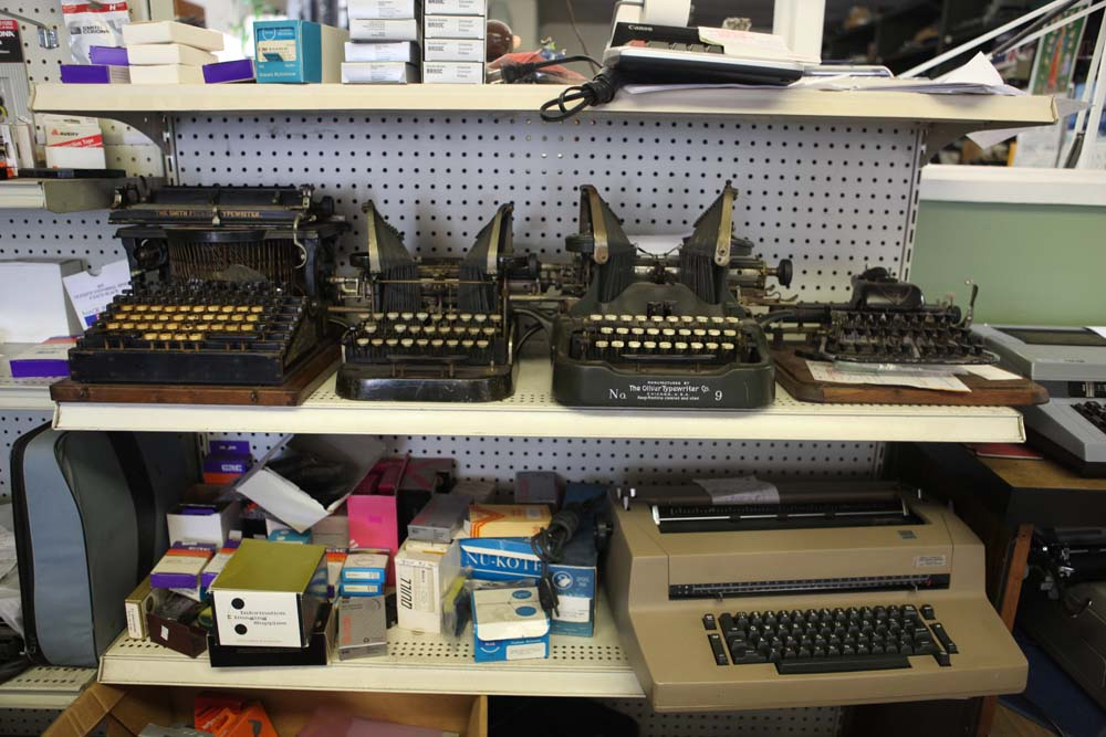 The general jumble of the old and very old.