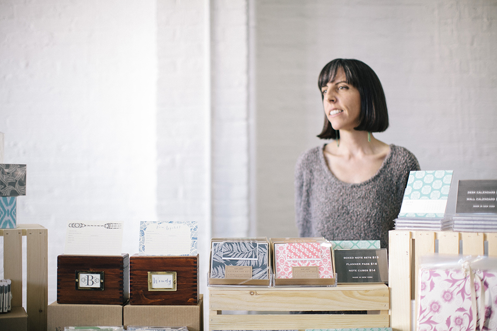 Susan Connor, the woman behind Susy Jack.