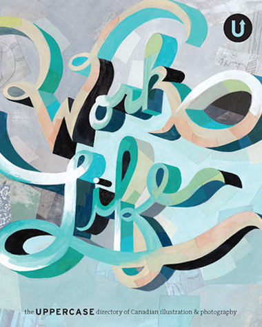 Work/Life 1, 2008 Cover by Darren Booth