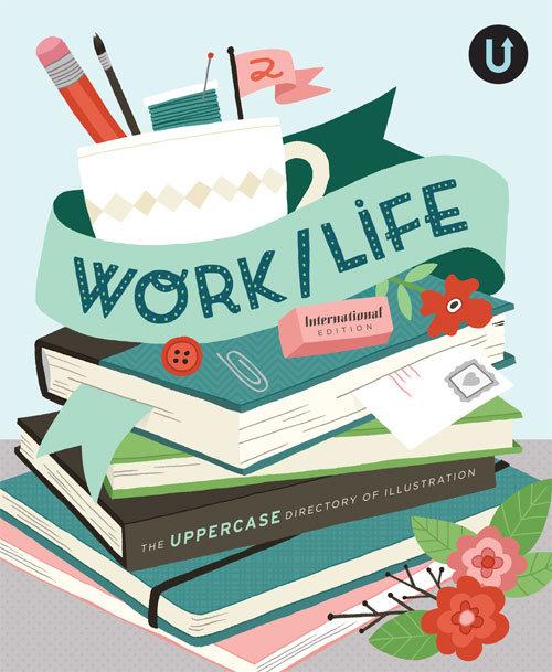 Work/Life 2, 2011 Cover by Alyssa Nassner