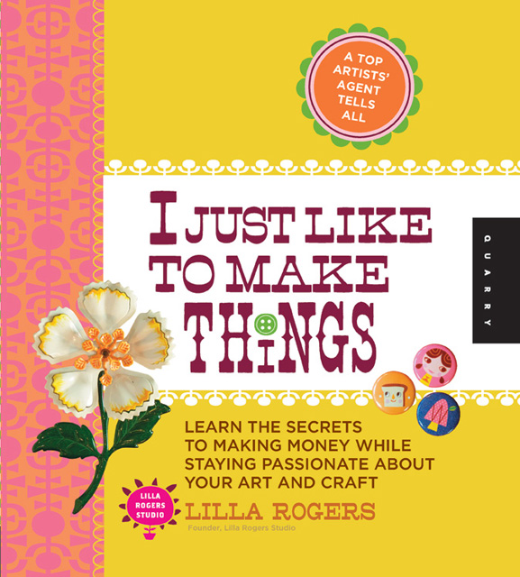 For more career inspiration, pick up Lilla's book!