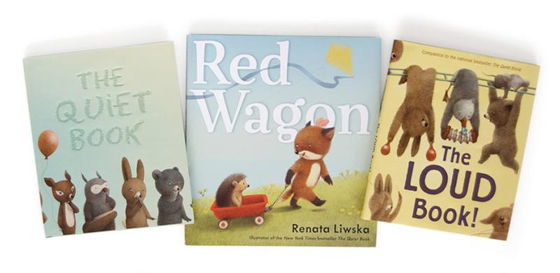 Books by Renata Liwska