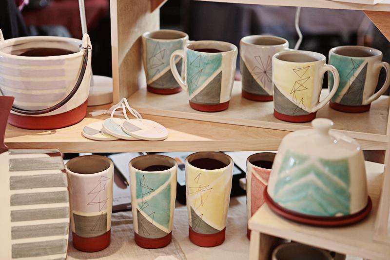Kalika Bowlby Pottery