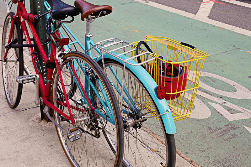 Colours of Brooklyn.