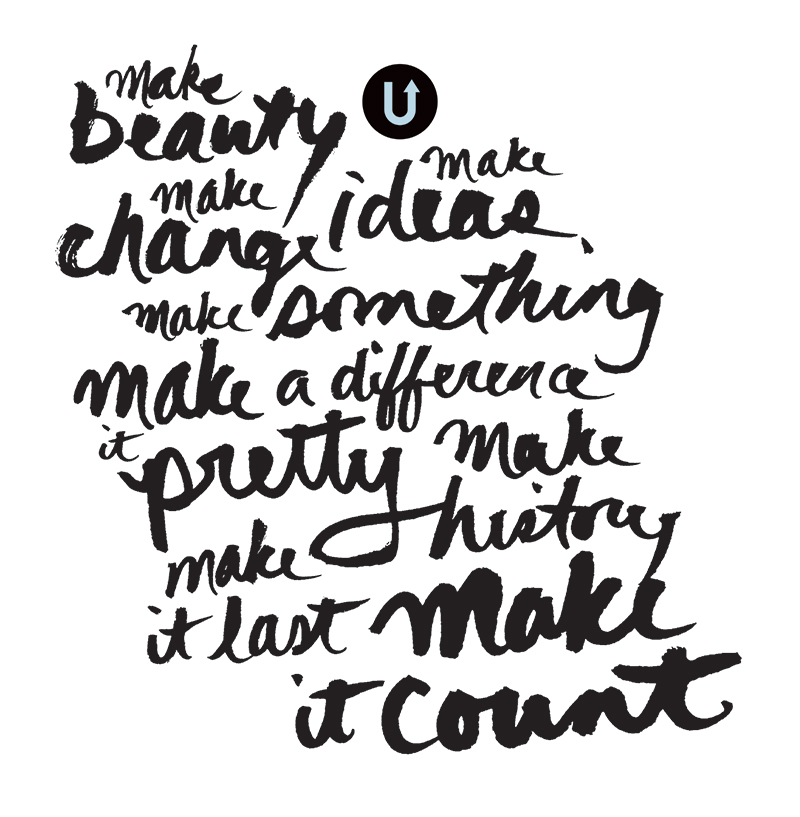 The UPPERCASE Creative Manifesto is available as a free download until December 26.