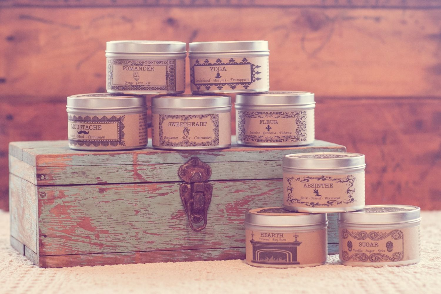 Salt Spring Island Candle Co