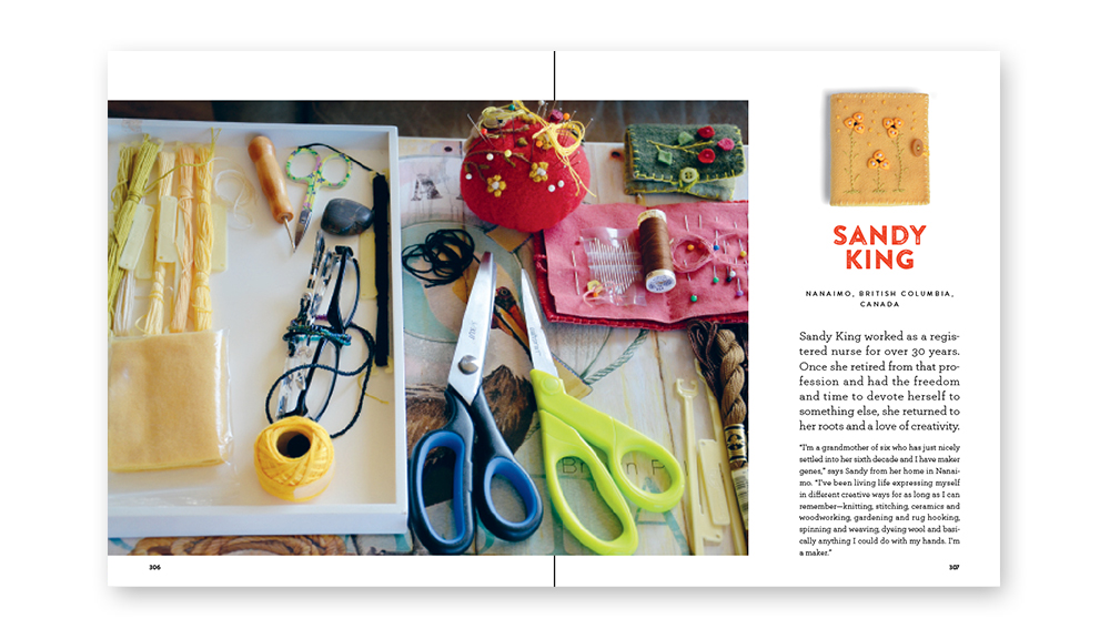 Sandy King / Sandy Mair Art