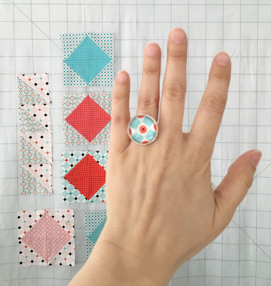 It's a fabric ring of POWER!