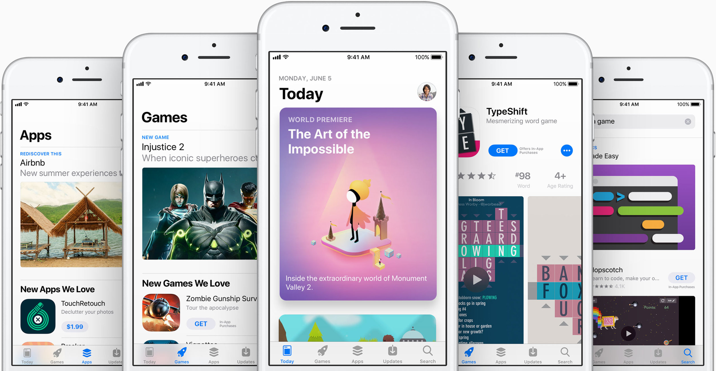 The App Store has gotten the Apple Music treatment in iOS 11.