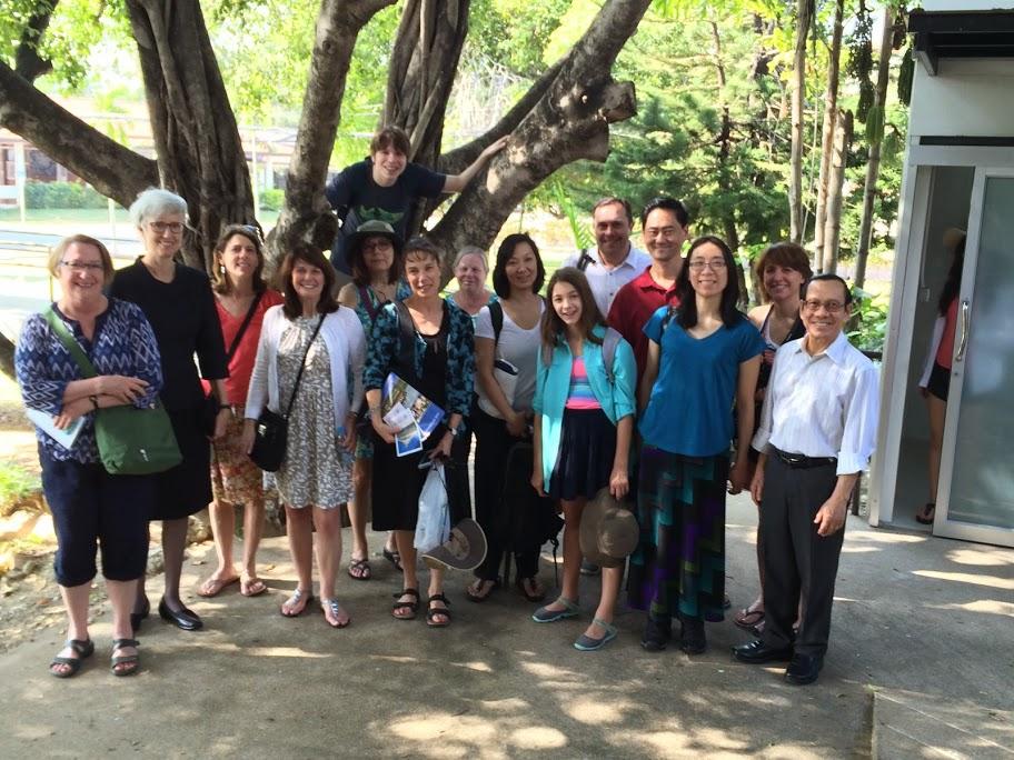 SEAM group at Payap University