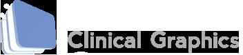 Para saber mais sobre a Clinical Graphics clique no logo