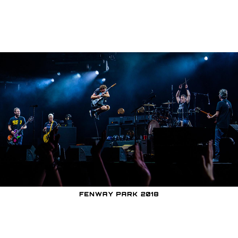 Pearl Jam - IG - Print Sale Air Vedder Fenway Park 2018 - Image 1.jpg