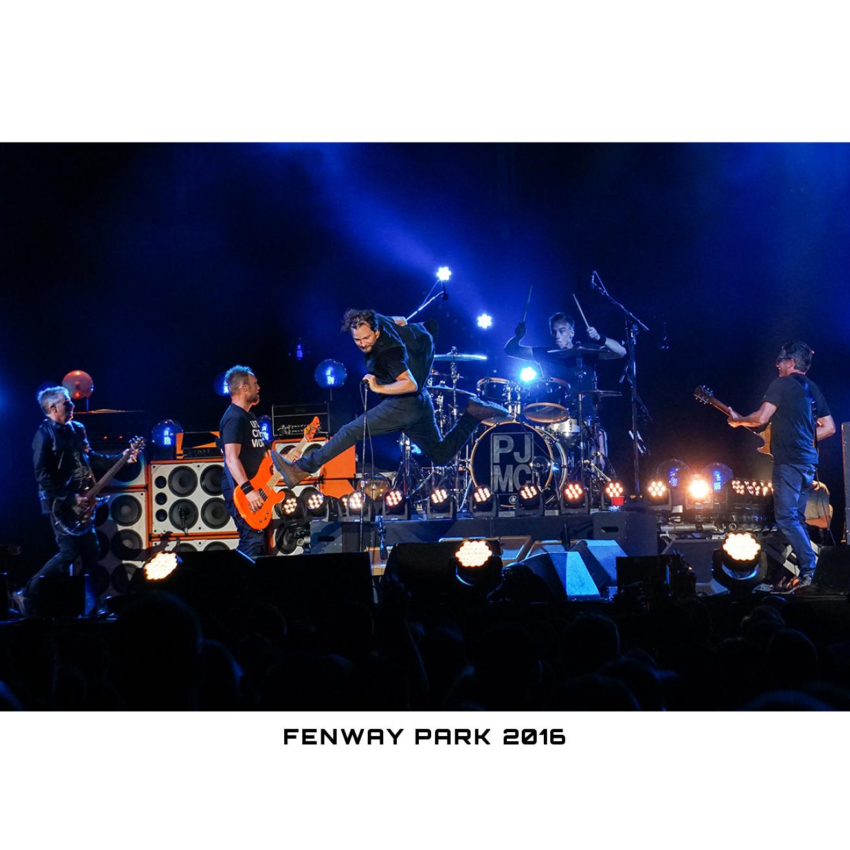 Pearl Jam - IG - Print Sale Pearl Jam Fenway Park 2016 - Image 4.jpg