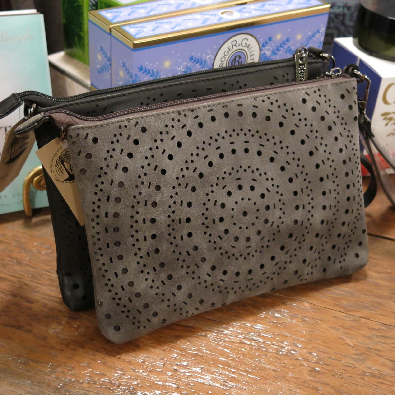 Cutout Handbag