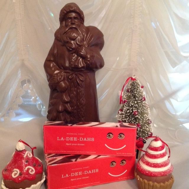 La-dee-dahs and Sweet Tree Ornaments