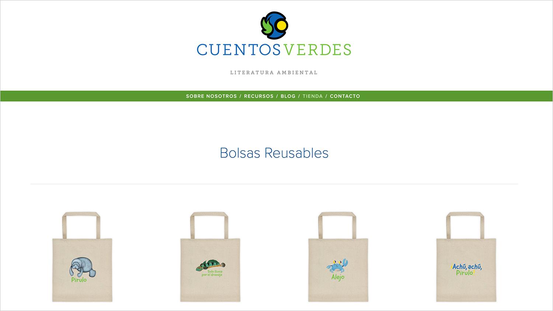 VISIT:  CUENTOS-VERDES.COM