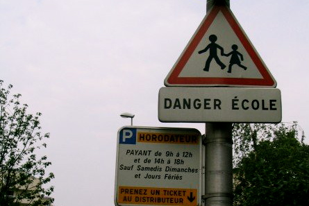 """We don't know what a """"Danger School"""" is...but we want to enroll immediately!"""